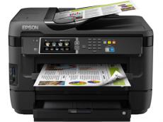 EPSON WF-7621 (多功能噴墨打印機)