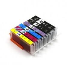 CLI781XL PB 代用墨盒相片藍