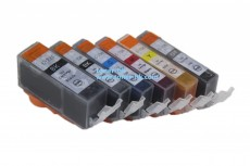 PGI725BK 代用墨盒黑色