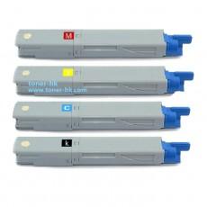 C110K/C/M/代用碳粉4色