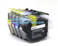 LC3167BK/C/M/Y代用墨盒一套四色