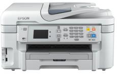EPSON WF-3621 (多功能噴墨打印機)