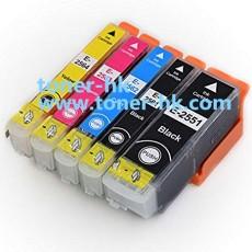 T2551,T2561/2/3/4代用墨盒一套5色