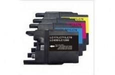 Brother LC 73C 代用墨盒